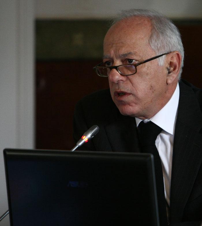 G. P. Cesaretti Presidente – Fondazione Simone Cesaretti